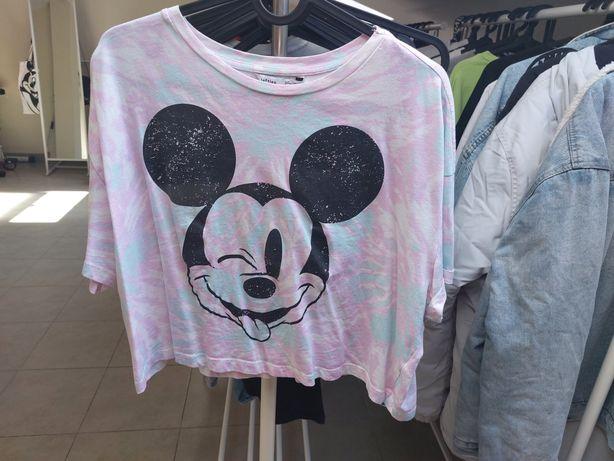 Cropped Mickey Disney