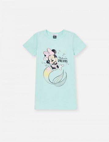 Новая! Фирменная Ночная рубашка для девочки 7 -  8 лет рост 128 см.
