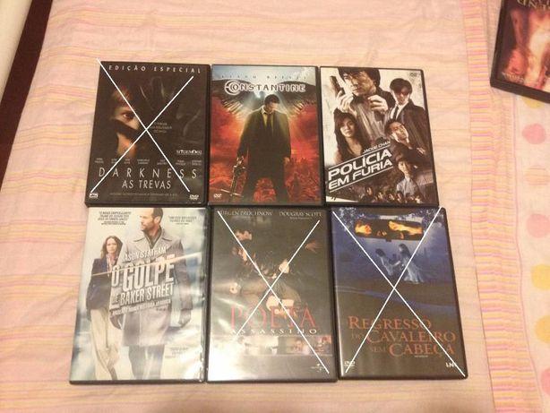 DVDs - vários (anúncio 1 de 12)