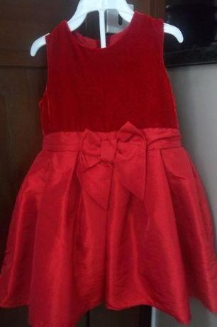 Sukienka dla dziewczynki na 92