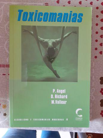 "Livro ""Toxicomanias"""