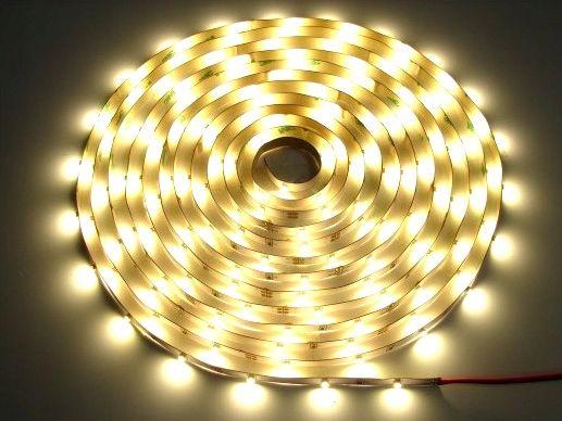 Taśma LED 5m/300 diod ciepły biała