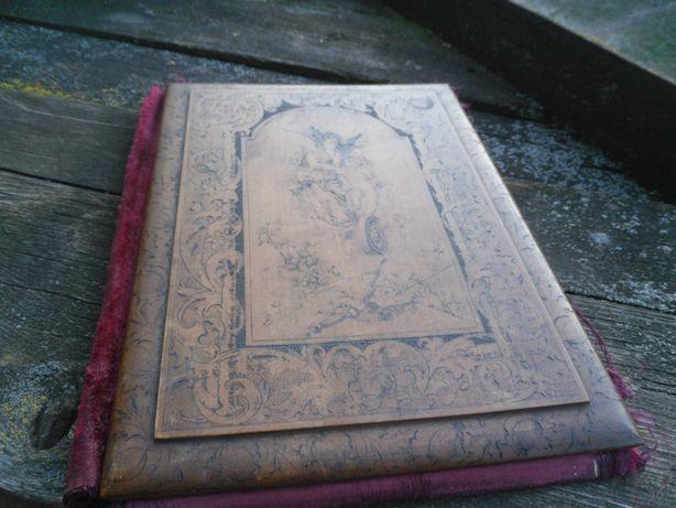 Деревянная обложка для книги, папка для бумаг, папка на подпись