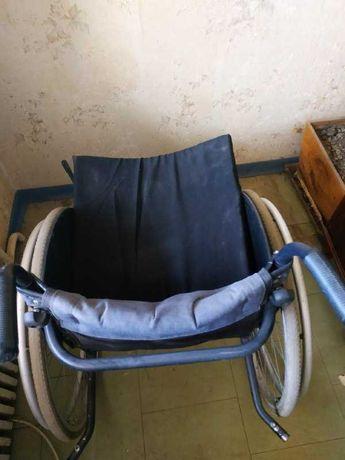 Коляска инвалидная б/у, продается (в хорошем состоянии)
