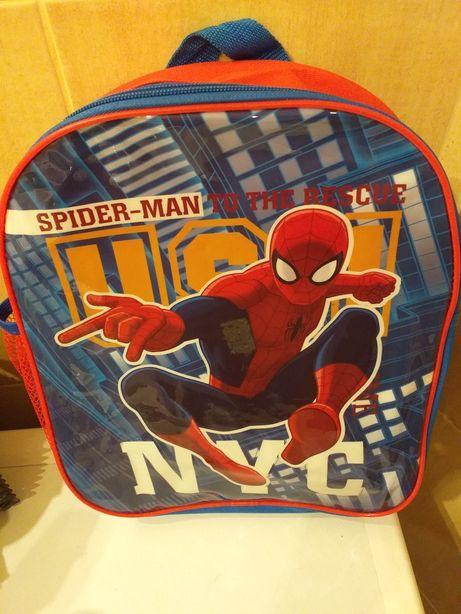 Nowy oryginalny plecak MARWEL Spider Man