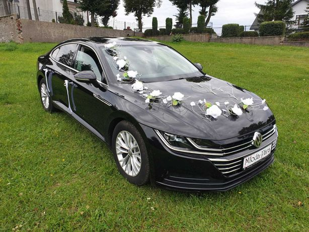 Samochód do ślubu Volkswagen Arteon