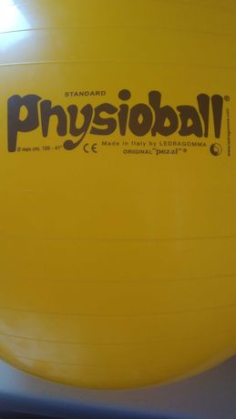 Piłka rehabilitacyjna gimnastyczna 105 cm
