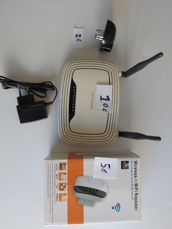 Router wi-fi tp link / equipamento