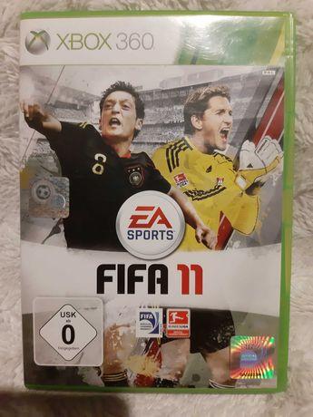 Gra Fifa 11 na xbox360