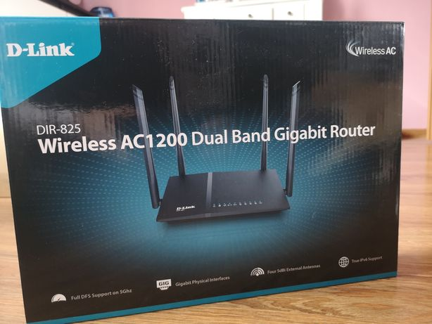 Router D-Link wireless