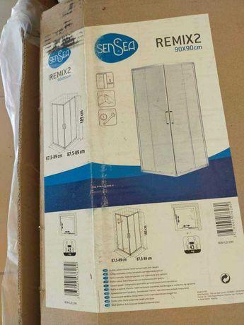 Cabine de duche Remix2 90×90cm