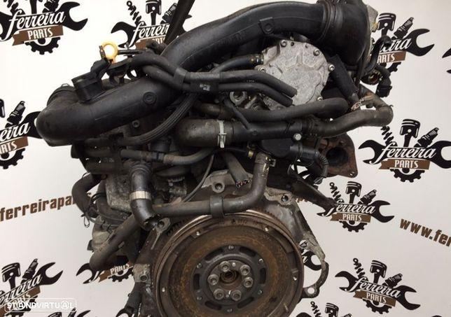 Motor Audi A4 1.9TDI REF: BKE