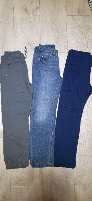 Spodnie Cool Club chłopięce dla chłopca 134 nowe