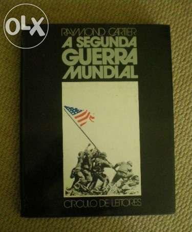 A segunda guerra mundial - 4 volumes - circulo de leitores