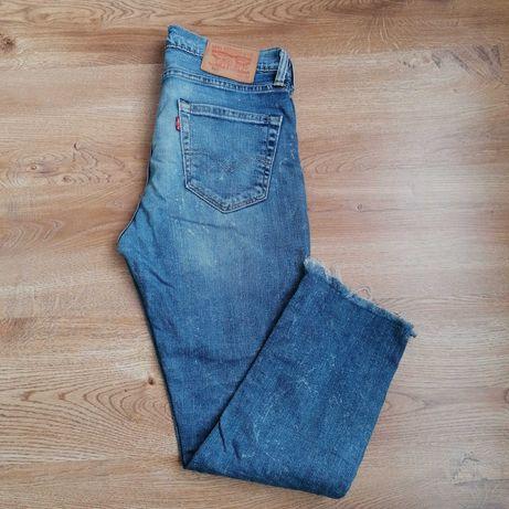Spodnie jeansy Levi's W30 L32