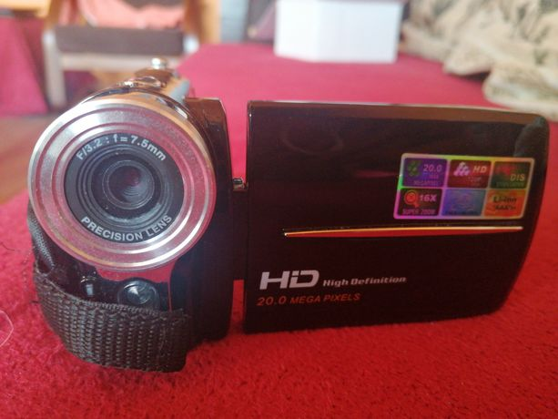 Kamera Digital video camera recorder HD