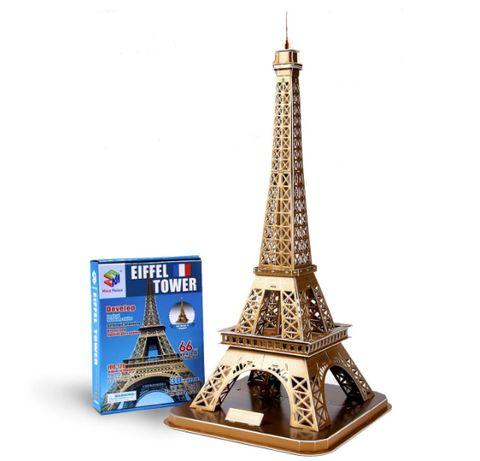 """Огромные 3D пазлы """"Эйфелева башня"""" Конструктор-головоломка"""