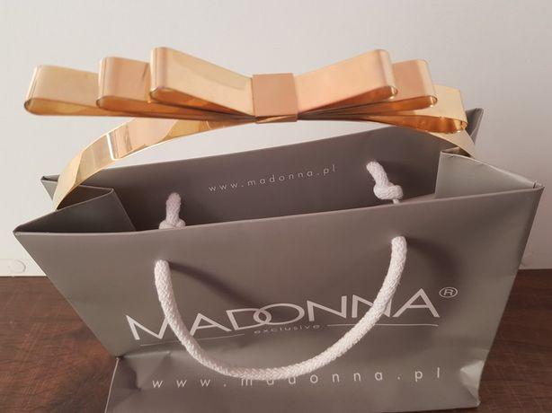 Złoty pasek z Salonu Madonna / Berta Bridal