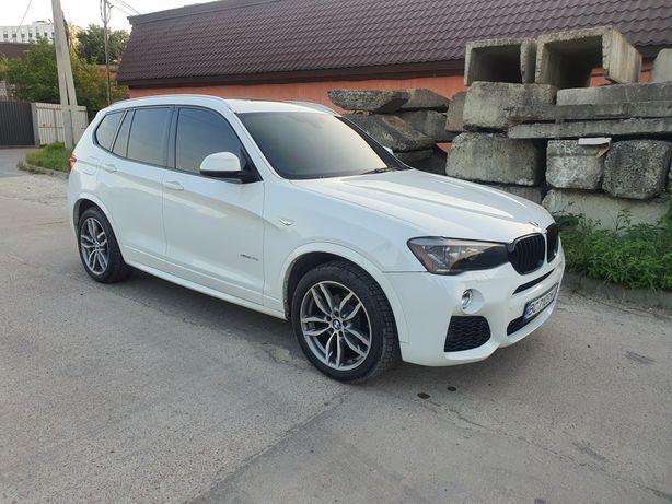 BMW X3 Xdrive M Paket