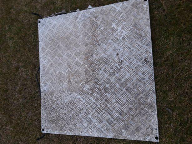 Platforma  aluminiowa 80x75