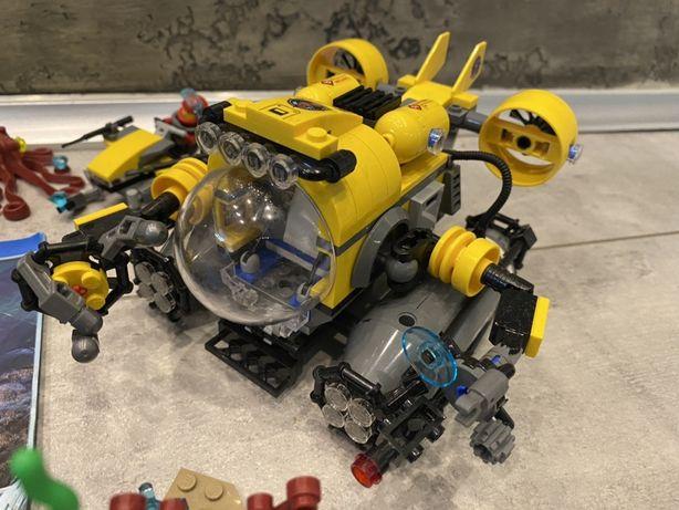 Конструктор Глубоководная подводная лодка LEGO City (60092)