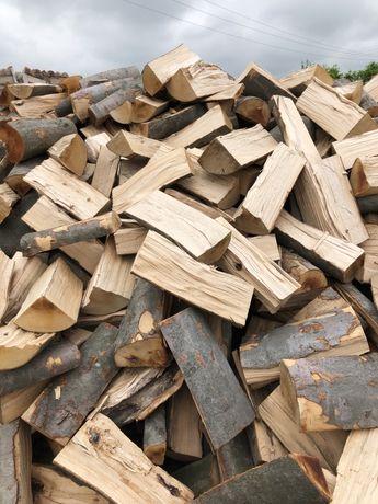 !PROMOCJA! Drewno opałowe bukowe 100%! Cięte, rąbane! Suche lub swieże