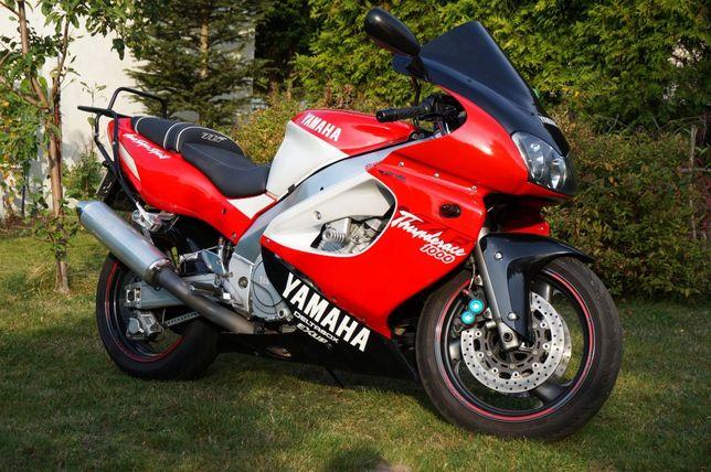 Yamaha YZF 1000 ThunderAce zarejestrowany Super stan (cbr r1 zzr 1100)