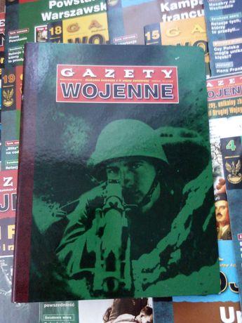 Gazety Wojenne z Plakatami i Replikami Gazet , Druga Wojna Światowa