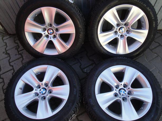 Felgi BMW 5 F10 F11 X1 X3 F20 F30 + czujniki 8x17 ET30 5x120 nr. 1228