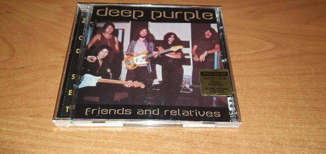 Deep Purple - Friends & Relatives - 2X 24Kt Gold CD