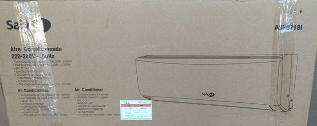 Ar condicionado novo em caixa nunca usado
