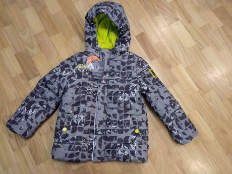 Куртка зимняя лыжная Coccodrillo пуховик для мальчика близнецов