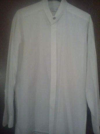 koszula biała Kastor,długi rękaw,rozmiar 176/182