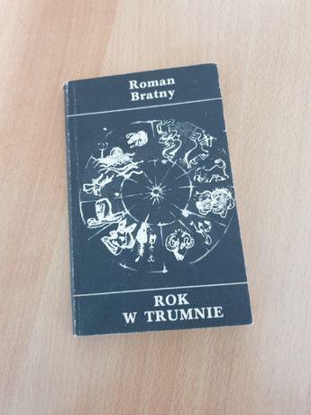 Rok w trumnie autor Roman Bratny