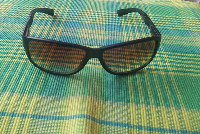 Очки Megapolis 573 grey мужские солнцезащитные, оригинал, отличные
