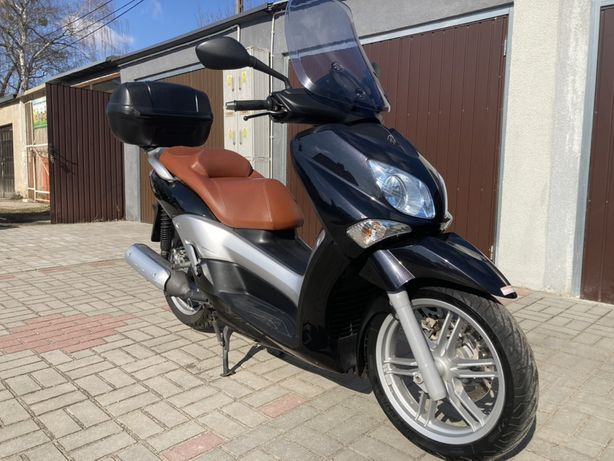 Yamaha x-city 250 x-max