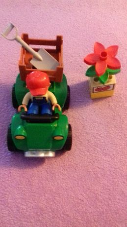 5645 Quad farmera Lego Duplo