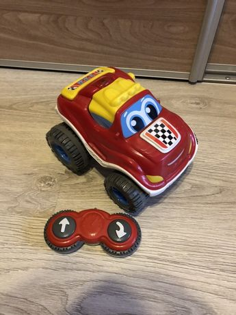 Clementoni ciekawska terenówka na pilota auto autko