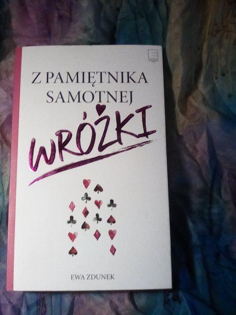 Z pamiętnika samotnej wróżki Ewa Zdunek