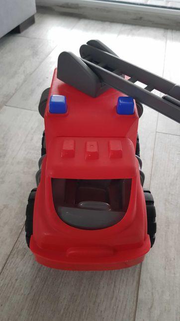 Straz pozarna auto dla chlopca