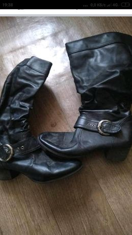 Сапоги и туфли 38 размер