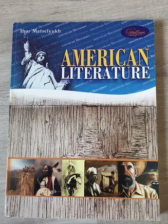 American literature. Matselykh