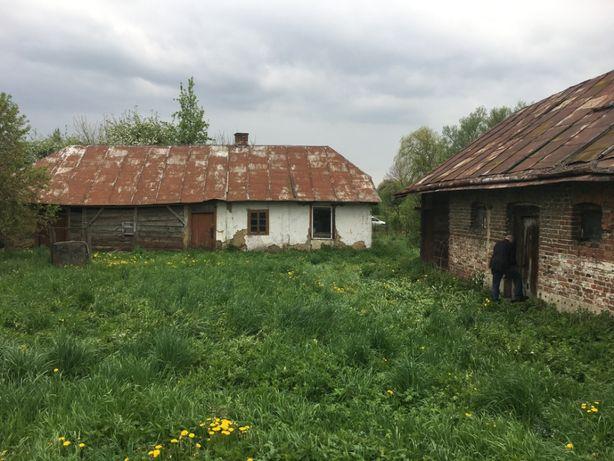 Земельна ділянка з будинком і сараєм у с. Речичани Городоцького району