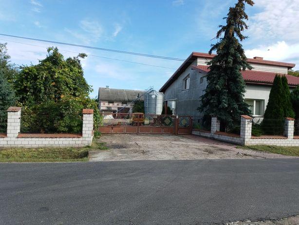 Gospodarstwo Rolne 11,2 ha Dom Chlewnia Staw Las Bud. gosp.