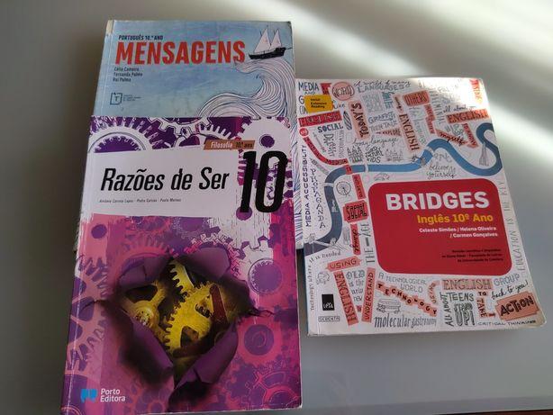 Livros Escolares 10 Ano