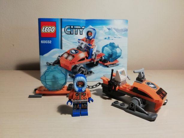 Lego City/60032/skuter śnieżny