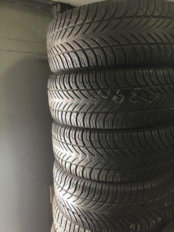 R16 235/60 Fulda Kristall Supremo шины бу зима резина зимняя