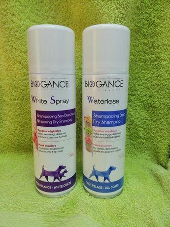 Сухие шампуни Biogance(France)