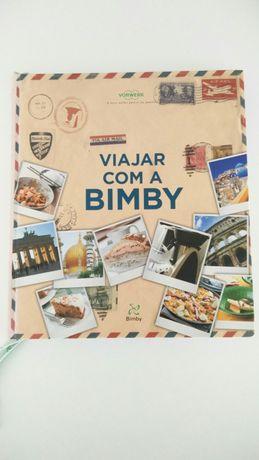 Livro Viajar com a Bimby