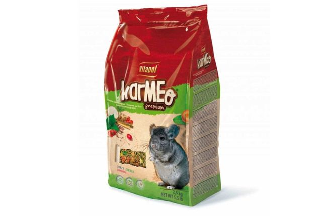 Vitapol Karmeo корм для шиншилл 2.5 кг